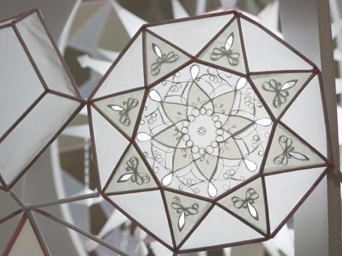 Untitled (Star) [detail 3]